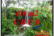 410 m2 LAND SALE IN UBUD TJUB578