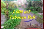 FOR SALE Affordable LAND IN Tabanan Selemadeg BALI TJTB242