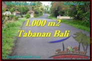 Magnificent LAND FOR SALE IN TABANAN TJTB243