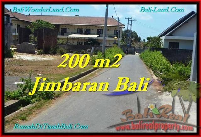 Exotic Jimbaran Ungasan LAND FOR SALE TJJI101
