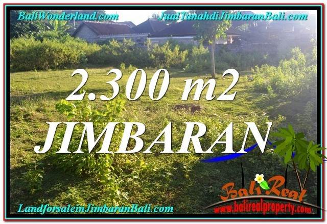 Beautiful LAND FOR SALE IN Jimbaran Ungasan BALI TJJI117