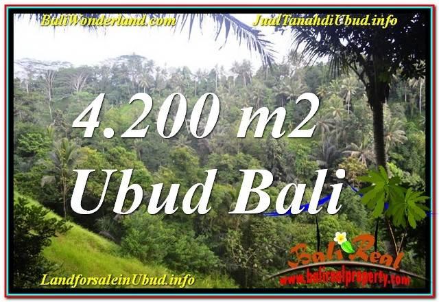 Affordable PROPERTY UBUD LAND FOR SALE TJUB639